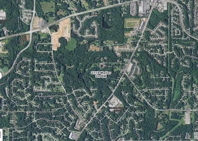 2115 SW Mellor Lane SW, Marietta, GA 30064 (MLS #6666545) :: North Atlanta Home Team