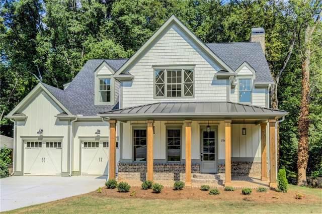 1756 Briarlake Circle, Decatur, GA 30033 (MLS #6666584) :: The Heyl Group at Keller Williams