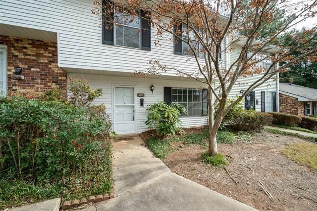 406 Promenade Course SW #406, Marietta, GA 30064 (MLS #6666604) :: Kennesaw Life Real Estate