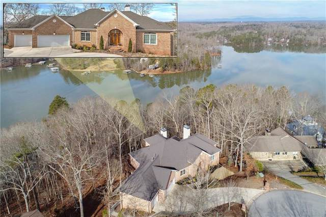6462 Waterscape Ridge, Gainesville, GA 30506 (MLS #6666607) :: Dillard and Company Realty Group