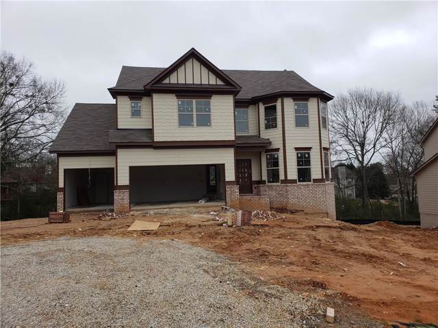 976 Lake Rockwell Way, Winder, GA 30680 (MLS #6666638) :: Vicki Dyer Real Estate