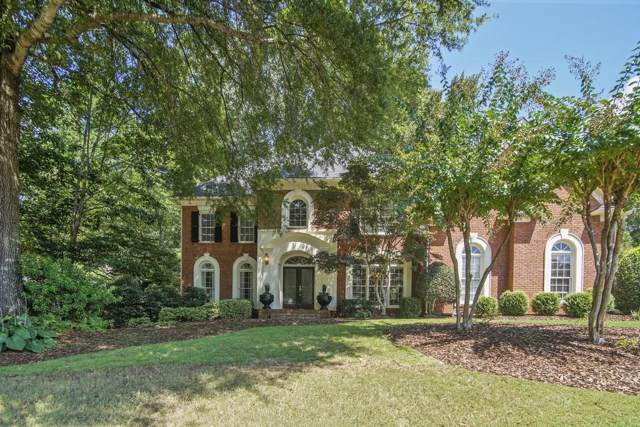 9020 Nesbit Lakes Drive, Alpharetta, GA 30022 (MLS #6666642) :: The Butler/Swayne Team