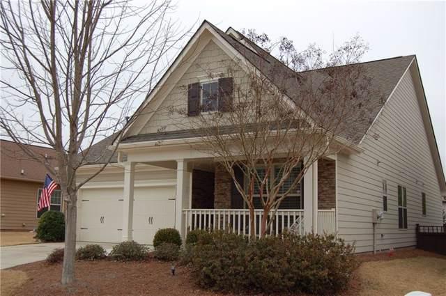 535 Appalachian Woods Drive, Canton, GA 30114 (MLS #6666696) :: The Butler/Swayne Team