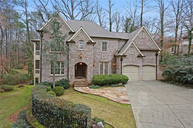 4365 Lake Forrest Drive NE, Atlanta, GA 30342 (MLS #6666702) :: The Butler/Swayne Team