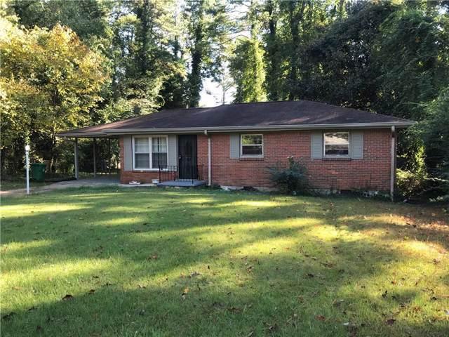 1678 Lee St, Decatur, GA 30035 (MLS #6666704) :: North Atlanta Home Team