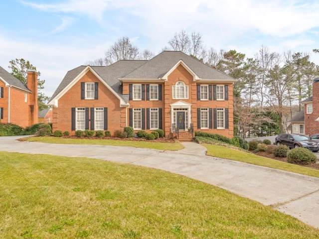 680 Stone House Lane NW, Marietta, GA 30064 (MLS #6666775) :: North Atlanta Home Team