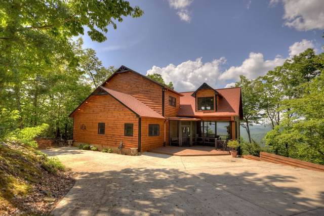 93 Katahdin Drive, Mineral Bluff, GA 30559 (MLS #6666787) :: North Atlanta Home Team