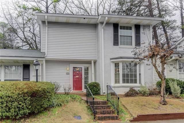 1442 Hampton Glen Court, Decatur, GA 30033 (MLS #6666809) :: The Heyl Group at Keller Williams