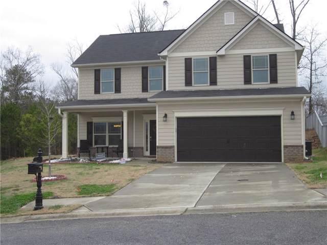 62 Barnsley Village Drive, Adairsville, GA 30103 (MLS #6666832) :: Charlie Ballard Real Estate