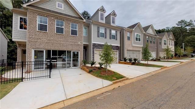 4429 New Fangle Road #107, Tucker, GA 30058 (MLS #6666872) :: North Atlanta Home Team