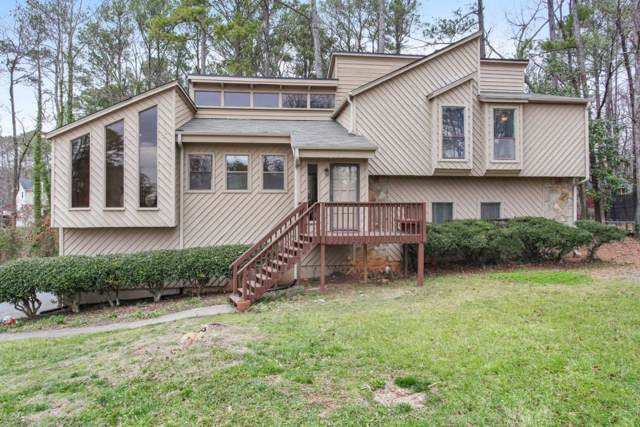2855 Wendy Springs Court NE, Marietta, GA 30062 (MLS #6666912) :: North Atlanta Home Team