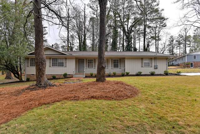 1188 Wilburn Drive, Marietta, GA 30064 (MLS #6666936) :: North Atlanta Home Team