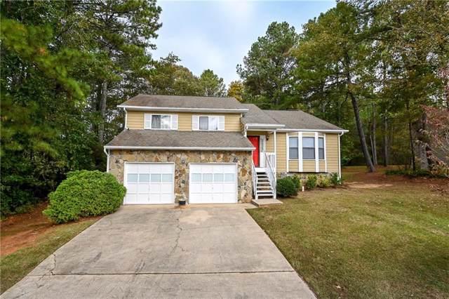 2505 Zane Drive SW, Atlanta, GA 30331 (MLS #6666937) :: RE/MAX Paramount Properties