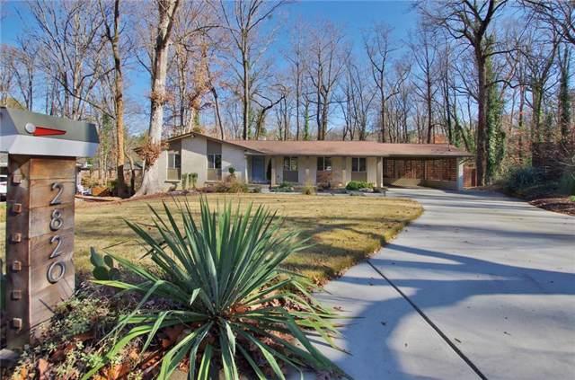 2820 Overlook Drive NE, Atlanta, GA 30345 (MLS #6666948) :: The Heyl Group at Keller Williams