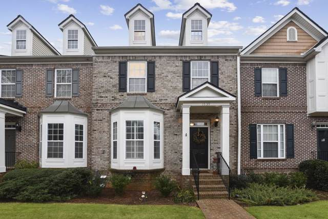1539 Endurance Hill Drive NW #5, Kennesaw, GA 30152 (MLS #6666965) :: Kennesaw Life Real Estate