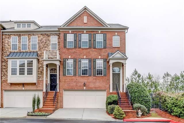 2826 Loftview Square #4, Atlanta, GA 30339 (MLS #6667042) :: Keller Williams Realty Cityside