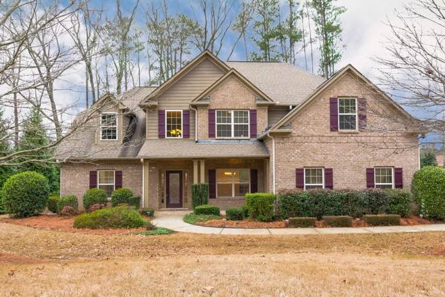 120 Seawright Drive, Fayetteville, GA 30215 (MLS #6667045) :: The North Georgia Group
