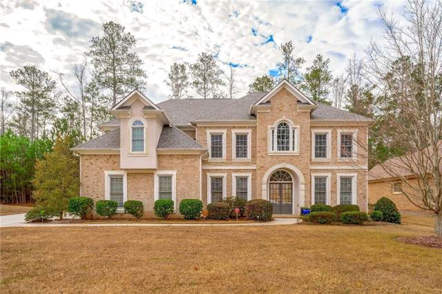 2345 Barrington Trace Circle SW, Atlanta, GA 30331 (MLS #6667064) :: The Butler/Swayne Team