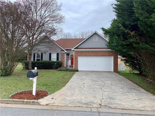 8 Windfield Drive, Cartersville, GA 30120 (MLS #6667065) :: Charlie Ballard Real Estate