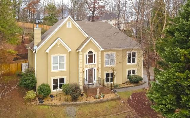 1036 Laurel Valley Drive SW, Marietta, GA 30064 (MLS #6667078) :: The Heyl Group at Keller Williams