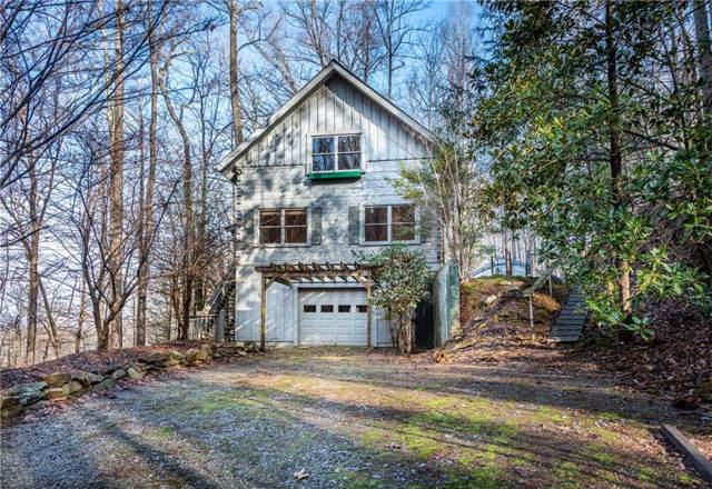 119 Sleepy Court, Ellijay, GA 30536 (MLS #6667082) :: RE/MAX Prestige