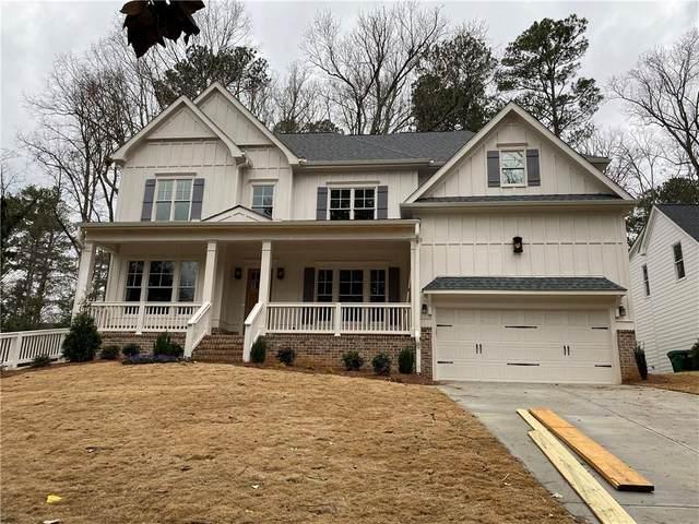 2354 Drew Valley Road NE, Brookhaven, GA 30319 (MLS #6667090) :: Good Living Real Estate