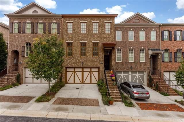 2015 Hidden Alley, Alpharetta, GA 30009 (MLS #6667129) :: North Atlanta Home Team