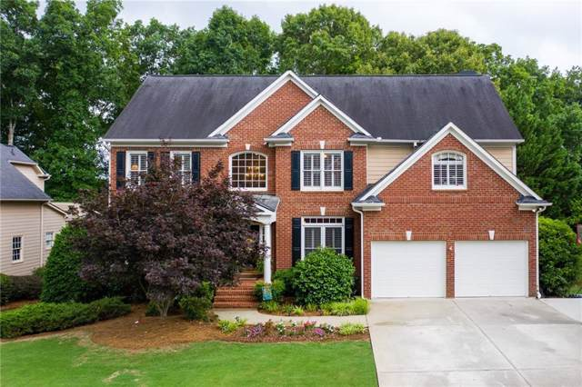 129 Ardsley Run, Canton, GA 30115 (MLS #6667133) :: The Butler/Swayne Team