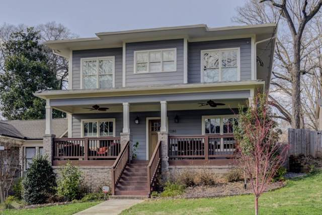 2284 Oakview Road NE, Atlanta, GA 30317 (MLS #6667135) :: The Hinsons - Mike Hinson & Harriet Hinson