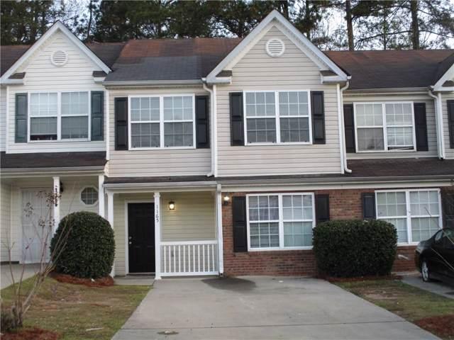 1165 Maple Valley Court, Union City, GA 30291 (MLS #6667207) :: North Atlanta Home Team