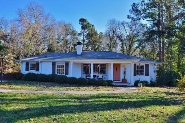 635 Dixon Drive, Gainesville, GA 30501 (MLS #6667208) :: North Atlanta Home Team