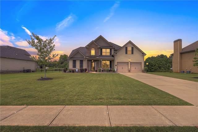 1041 Richmond Place Way, Loganville, GA 30052 (MLS #6667219) :: North Atlanta Home Team