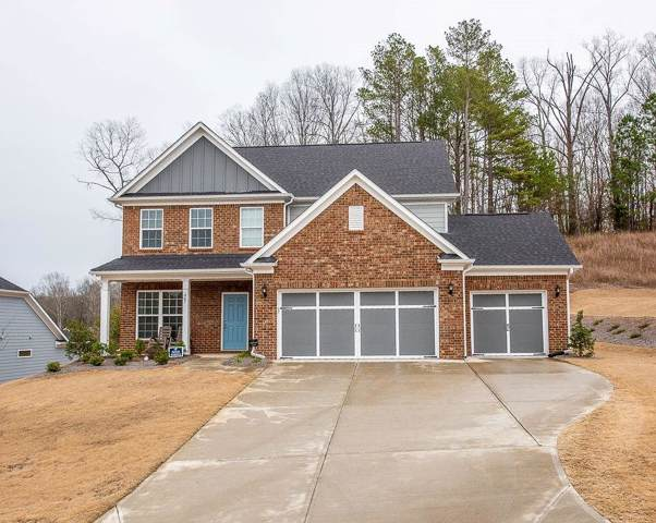 467 Greyfield Drive, Canton, GA 30115 (MLS #6667244) :: Kennesaw Life Real Estate