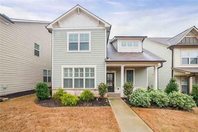 6012 Harbour Mist Drive, Flowery Branch, GA 30542 (MLS #6667277) :: Charlie Ballard Real Estate