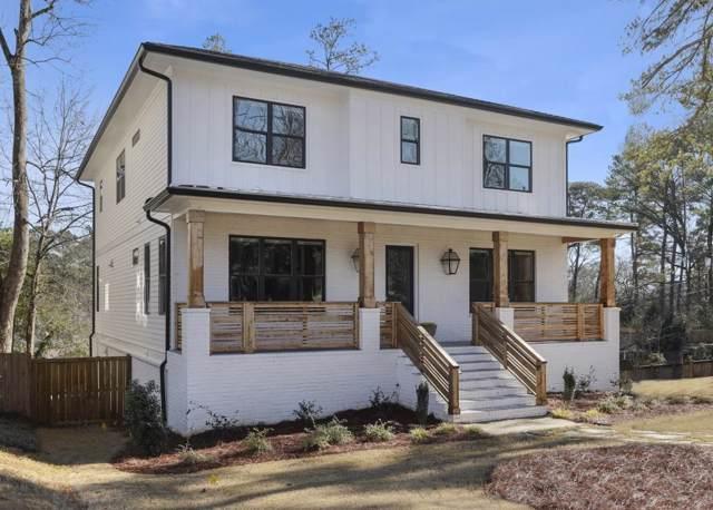 2531 Thompson Road NE, Brookhaven, GA 30319 (MLS #6667286) :: RE/MAX Paramount Properties