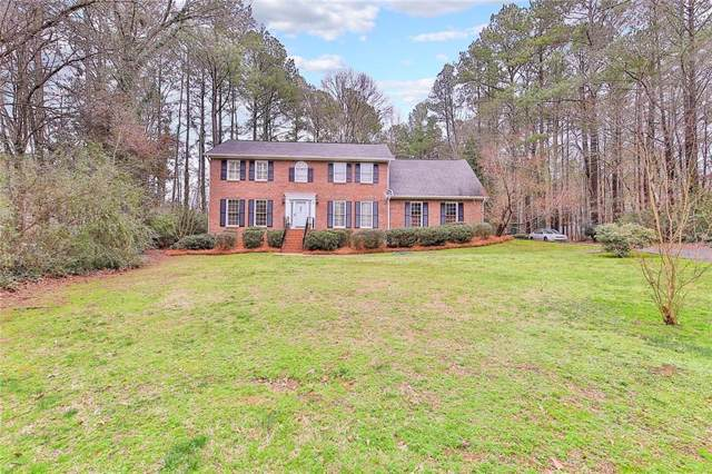 4976 Lost Mountain Trace NW, Kennesaw, GA 30152 (MLS #6667287) :: North Atlanta Home Team