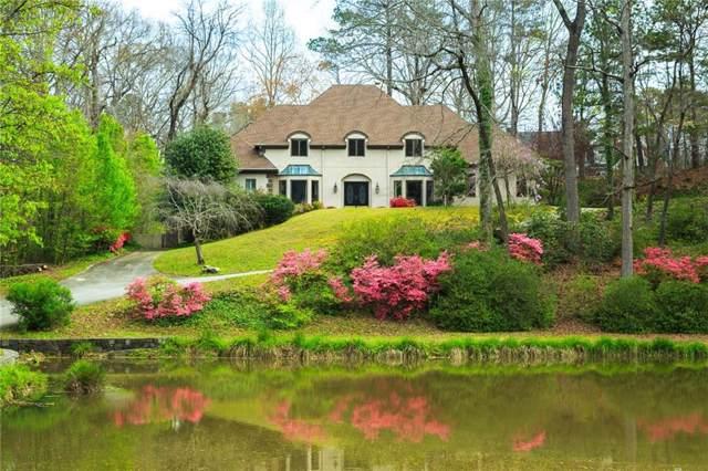 5785 Northside Drive, Atlanta, GA 30328 (MLS #6667315) :: Charlie Ballard Real Estate