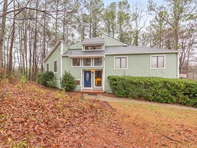 1176 Stream View Way, Marietta, GA 30062 (MLS #6667322) :: North Atlanta Home Team
