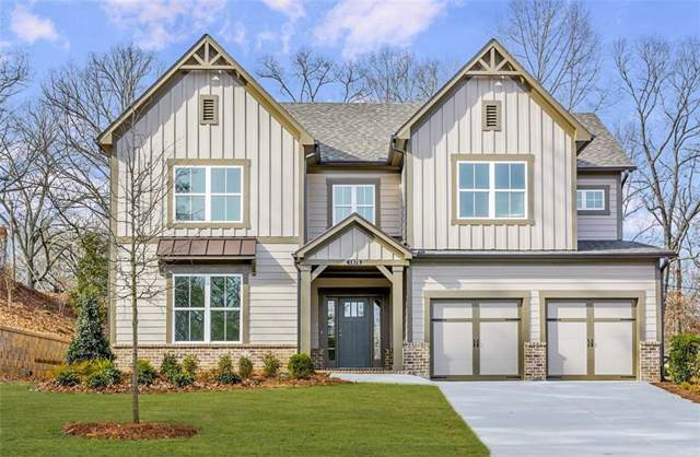 1870 Goodhearth Drive NE, Marietta, GA 30066 (MLS #6667327) :: MyKB Partners, A Real Estate Knowledge Base