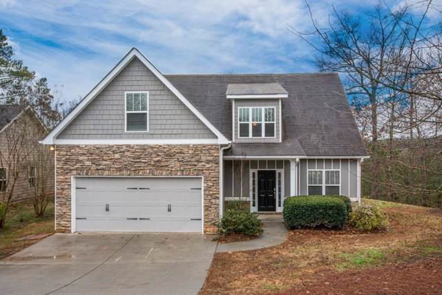 34 Ash Way NE, White, GA 30184 (MLS #6667334) :: The Realty Queen Team