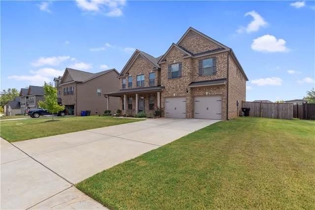 600 Birkdale Drive, Fairburn, GA 30213 (MLS #6667350) :: RE/MAX Paramount Properties