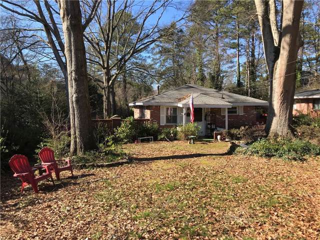 2322 Poplar Springs Drive NE, Brookhaven, GA 30319 (MLS #6667383) :: The Butler/Swayne Team