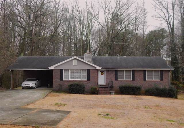 3655 Sharon Drive, Powder Springs, GA 30127 (MLS #6667401) :: North Atlanta Home Team