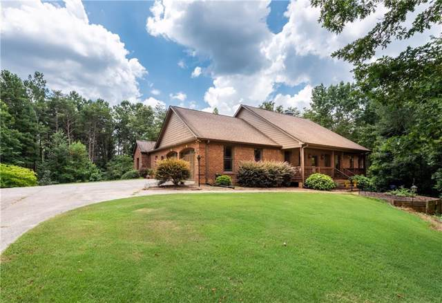 1991 Big Ridge Road, Talking Rock, GA 30175 (MLS #6667409) :: Path & Post Real Estate