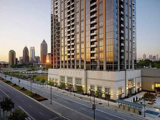 270 17th Street NW #601, Atlanta, GA 30363 (MLS #6667439) :: RE/MAX Prestige