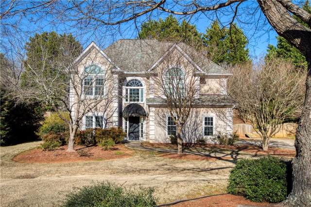 530 Bally Claire Lane, Roswell, GA 30075 (MLS #6667452) :: North Atlanta Home Team