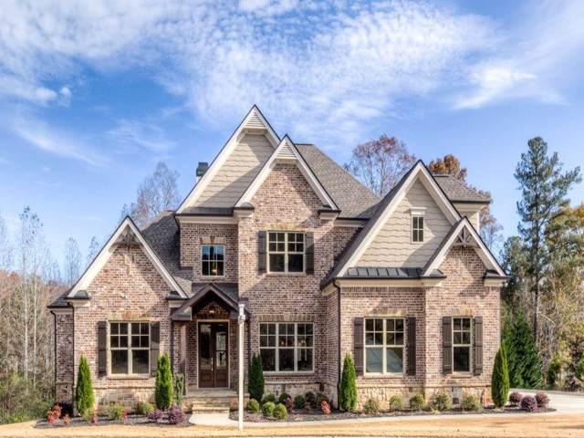 719 Creekside Bend, Alpharetta, GA 30004 (MLS #6667463) :: Charlie Ballard Real Estate