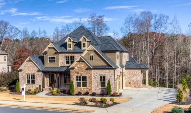 717 Creekside Bend, Alpharetta, GA 30004 (MLS #6667465) :: The Butler/Swayne Team