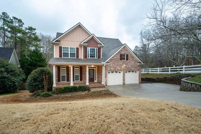 4901 Nellrose Drive NW, Kennesaw, GA 30152 (MLS #6667471) :: Charlie Ballard Real Estate