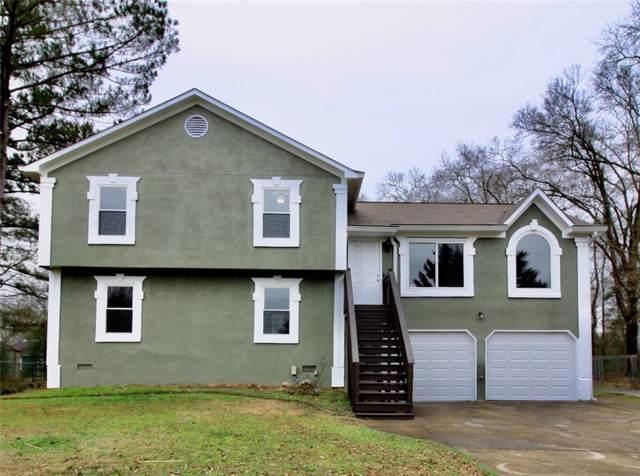 13 Creek Bend Court SW, Euharlee, GA 30120 (MLS #6667478) :: Kennesaw Life Real Estate